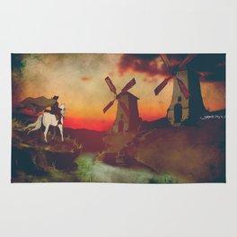 Don Quijote Rug