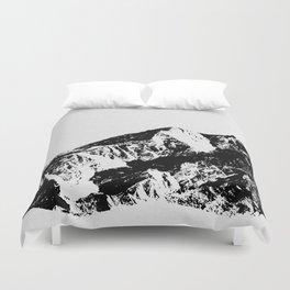 Mountains I Duvet Cover