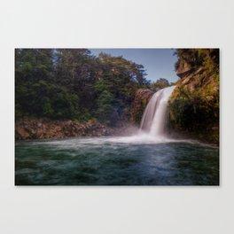 Tawhai Falls Canvas Print