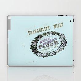 flour power: tranquility mills Laptop & iPad Skin