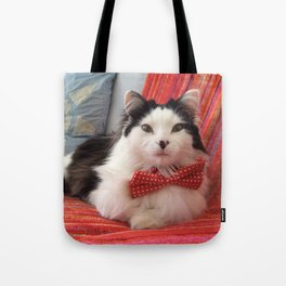 The Oreo Cat: Spring Tote Bag