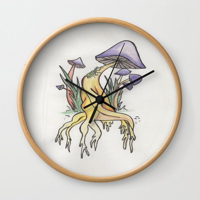 Mushy Wall Clock