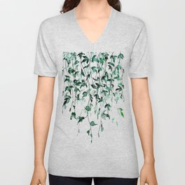 Ivy on the Wall Unisex V-Neck