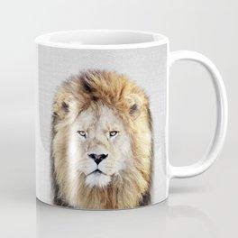 Lion 2 - Colorful Coffee Mug