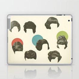 Hair Today, Gone Tomorrow Laptop & iPad Skin