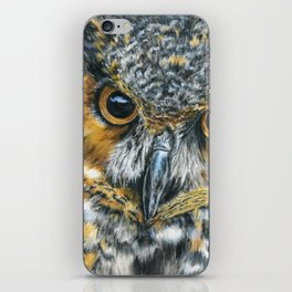 Octavious by Teresa Thompson iPhone Skin