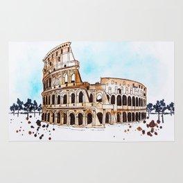 Colosseum Rug