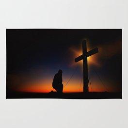 Christian Faith Rug
