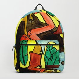 Topsy Turvy Backpack