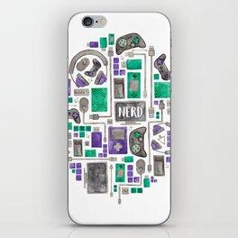 Gamer/Computer Nerd iPhone Skin