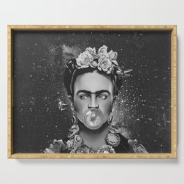 Frida Space Serving Tray