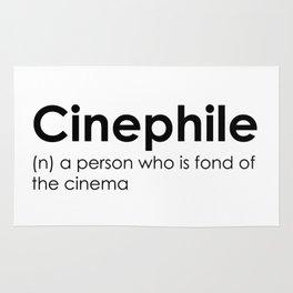 cinephile Rug