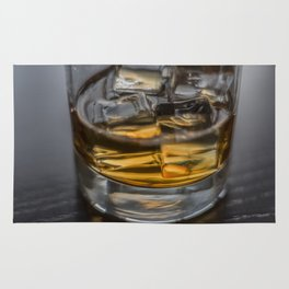 Scotch on the Rocks Rug