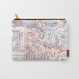 Luka and the Fire of Life Carry-All Pouch