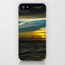 Florida Relaxation iPhone Case