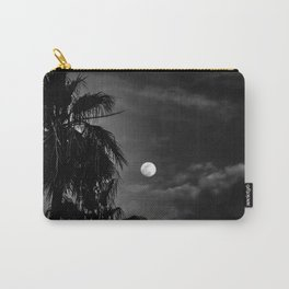 Palm Glow Carry-All Pouch