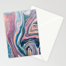 Who's screamin'? Stationery Cards