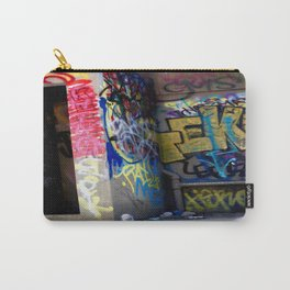 Abandoned. Carry-All Pouch