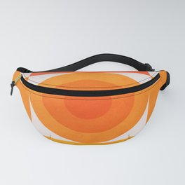 Abstraction_SUN_Minimalism Fanny Pack