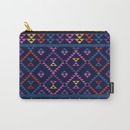 Bohemian Kilim Ethnic Pattern 1 Carry-All Pouch