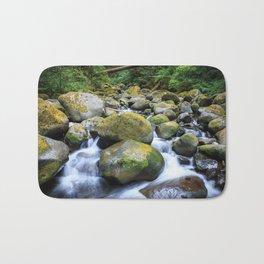 Oneonta Creek Cascades Bath Mat