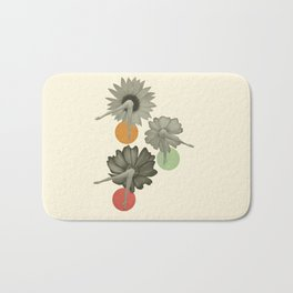 Flower Girls Bath Mat