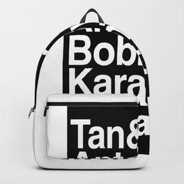 queer eye(name) Backpack