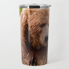 Brown Bear Kodiak Travel Mug