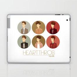 Tegan and Sara: Heartthrob collection Laptop & iPad Skin