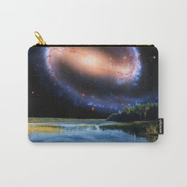 Galaxy Rise Carry-All Pouch