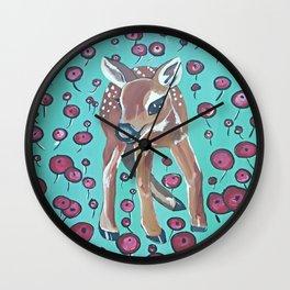 Lollie - Poppie Wall Clock