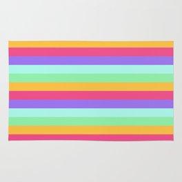 Unicorn Stripes Rug
