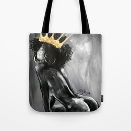 Naturally Queen VIII Tote Bag