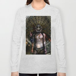 Beginning of the End | Self Portrait Long Sleeve T-shirt