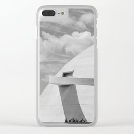Niemeyer   architect   National Museum Clear iPhone Case
