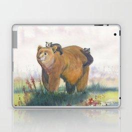 Bear Family Laptop & iPad Skin