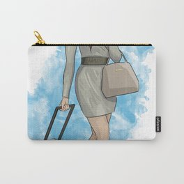 Travel Carry-All Pouch