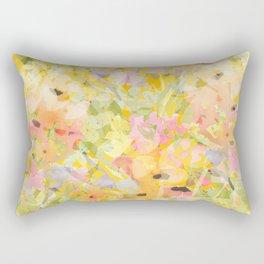 Buttercup Fields Forever Rectangular Pillow