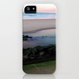 FRANCE SEASIDE iPhone Case