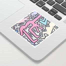 Tuttomondo Sticker