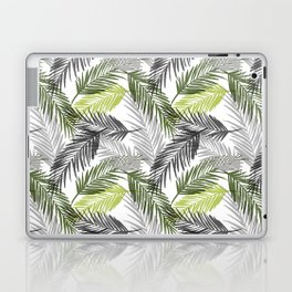 Palm tree leaf Laptop & iPad Skin