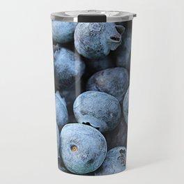 Breakfast Blues Travel Mug