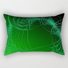 fractal design -307- Rectangular Pillow