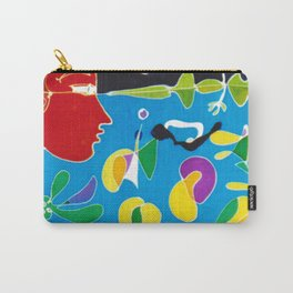Viewpoint            by Kay Lipton Carry-All Pouch