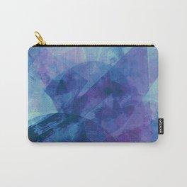 Precipice in Blue XIV Carry-All Pouch