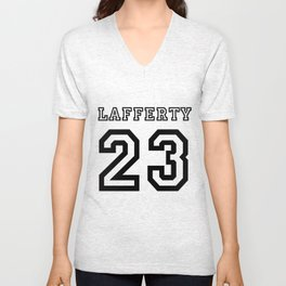 Lafferty 23 Unisex V-Neck