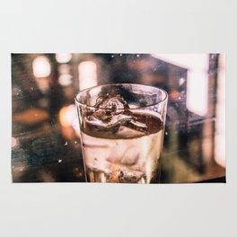 Golden shimmer - Bar Rug