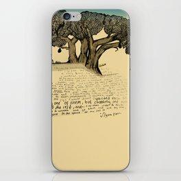 The Fig Tree iPhone Skin