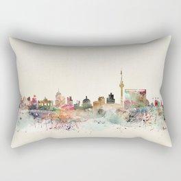 berlin germany Rectangular Pillow