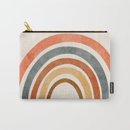 Abstract Rainbow 88 Carry-All Pouch